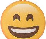 Insolite : des emojis déclinés en boules de Noël ou en objets déco