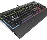 Cherry MX Silent et Corsair Strafe RGB : un clavier mécanique compatible avec une vie de couple