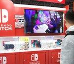 Nintendo augmente sa production de Switch