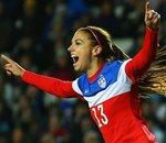 FIFA 16 : Alex Morgan, Christine Sinclair, Stephanie Catley, premières femmes sur la pochette