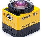 Kodak PixPro SP360 : une caméra miniature à l'ère de la réalité virtuelle