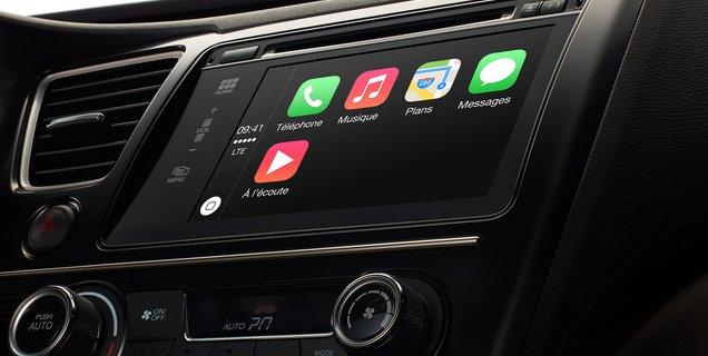 BMW : l'abonnement payant pour profiter de CarPlay finalement retiré