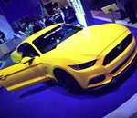 CES 2015 : Ford Sync 3, un système complet de série