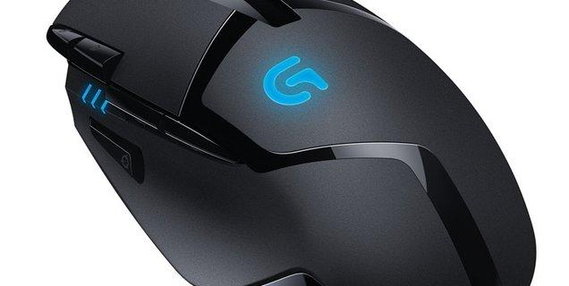 Bon plan du jour : la souris Logitech G402 Hyperion Fury à 39€