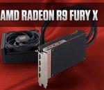 AMD Radeon R9 Fury X : le must de la carte graphique avec HBM ?