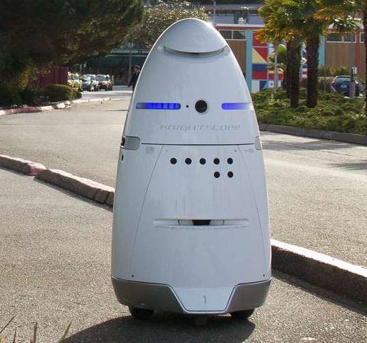 microsoft s 39 quipe de robots de surveillance. Black Bedroom Furniture Sets. Home Design Ideas