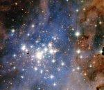 Le télescope Hubble dévoile une magnifique photo d'étoiles à 8000 années-lumière de la Terre