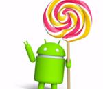 Lollipop enfin disponible pour toutes les Nexus 7
