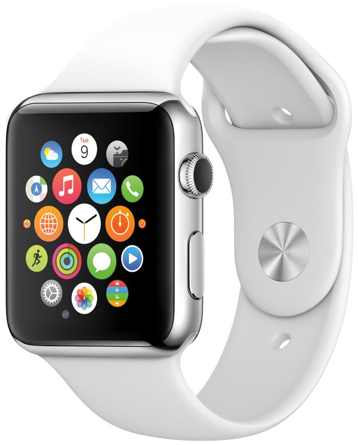 Apple Watch : lancement en avril