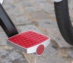 CES 2015 : Connected Cycle, la pédale de vélo connectée Made in France
