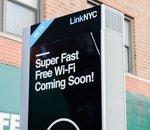 LinkNYC : New York se couvre de Wi-Fi Gigabit gratuit