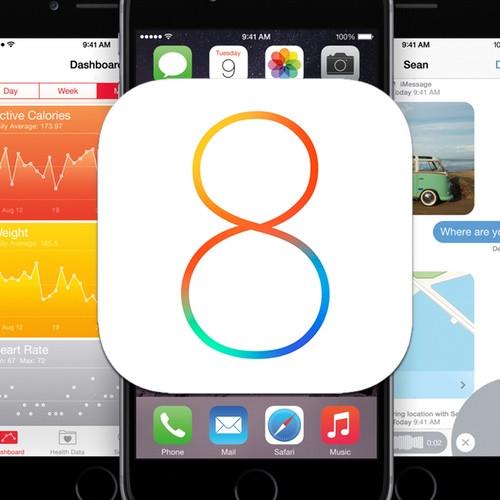 Plainte collective contre Apple au sujet d'iOS 8.0 et de l'espace de stockage