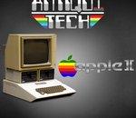 L'Apple II fête ses 39 ans : (re)découvrez-le en vidéo