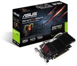 Asus lance une GTX 750 fanless pour PC multimédia silencieux