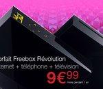 La Freebox Révolution pour 10euros/mois cette semaine sur Vente-privee.com
