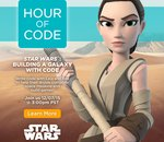 Code.org et Star Wars s'unissent pour faire découvrir le code aux enfants