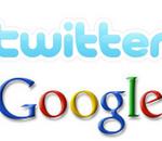Google aura accès au flux de Twitter