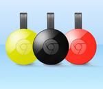 Chromecast : test de la version 2015