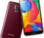 Galaxy S5 LTE-A à écran QHD : Samsung répond au LG G3