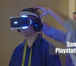 Aperçu du Sony PS VR au CES 2017