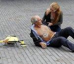 Un drone ambulance avec défibrillateur intégré dévoilé aux Pays-Bas