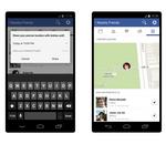 Facebook Nearby Friends : la géolocalisation entre amis et en temps réel