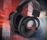 HyperX Cloud headset : un casque pour jouer des heures
