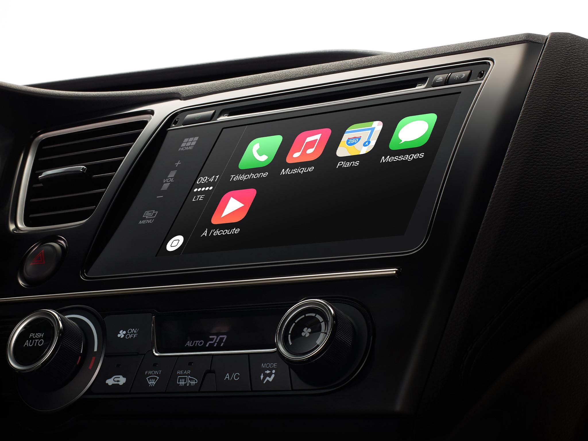 CarPlay acceptera bientôt Google Maps ou Waze