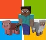 Microsoft confirme le rachat de Mojang, éditeur du jeu Minecraft