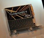 CES 2014 : Asus présente une carte contrôleur ThunderBolt II