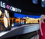 IFA 2014 : LG se concentre sur l'incurvé haut de gamme, en OLED comme en LCD