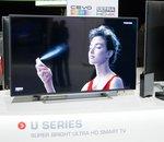 IFA 2014 : Toshiba peaufine sa gamme de TV, du 22 pouces à l'Ultra HD