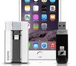 Augmenter la capacité de vos iPad / iPhone : deux clés USB en test