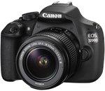 Canon EOS 1200D : un reflex premier prix et une application d'apprentissage pour débutant