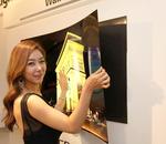 Moins d'1 mm d'épaisseur : LG dévoile un écran OLED vraiment plat