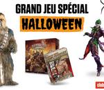 Grand jeu concours spécial Halloween