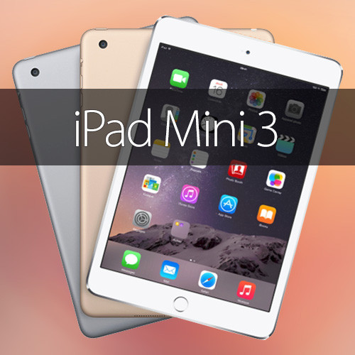 Apple iPad Mini 3   la tablette mini mais costaud   1b99f4a7e020