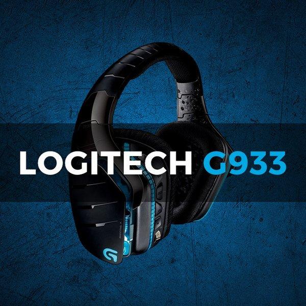 logitech g933 mon casque clignote