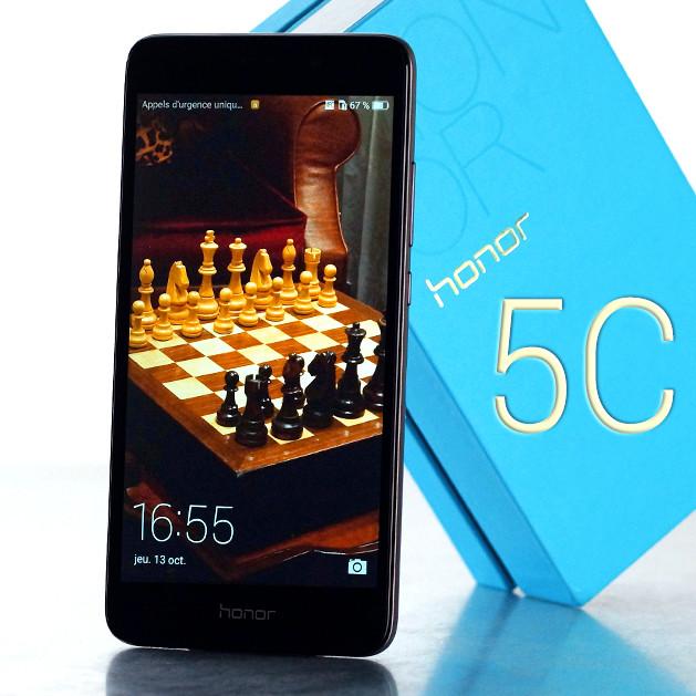 honor 5c en test le meilleur smartphone du moment pour 200 euros. Black Bedroom Furniture Sets. Home Design Ideas