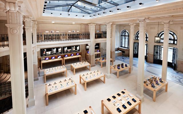 Amende en vue pour Apple, pour pratiques anticoncurrentielles — Apple