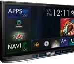 Pioneer lance les 1ers GPS compatibles Android Auto