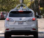 Google teste sa voiture autonome en ville