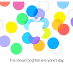 iOS 7, iPhone 5C ? Apple convie la presse pour le 10 septembre