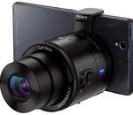 Sony QX10 et QX100 : dotez votre smartphone des capteurs et zooms de véritables compacts