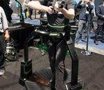 CES 2015 : Virtuix Omni, le tapis pour Oculus Rift, achevé et bientôt livré
