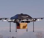 Livraison par droneaux USA : Amazon perd patience