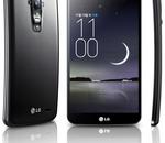 CES 2014 : rencontre en vidéo avec le G Flex de LG