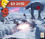 E3 2015 : une vidéo de gameplay pour le très attendu Star Wars Battlefront