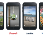 Facebook Home s'ouvre à Flickr, Tumblr, Pinterest et Instagram (màj)