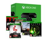 Xbox One + Minecraft + un jeu de la sélection = 379 euros